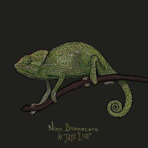 NINO BUONOCORE - IN JAZZ LIVE - LP NUOVO SIGILLATO 2021 NUMERATO 500 COPIE