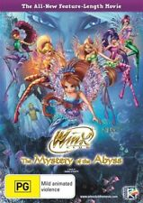 The Winx Club - Mystery Of The Abyss (DVD, 2015)