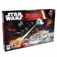 Disney Hasbro Star Wars Risk Family Board Game  2-4 Players Rebels v Empire