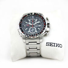 Seiko Big Flightmaster 7T62 0JR0 Alarm Chronograph.
