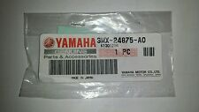 Yamaha 3MX-24875-A0-00 Warning Never Sit Here Label