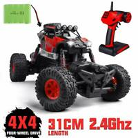 4WD FAST RC RADIO REMOTE CONTROL CAR 1/16 Off-Road Racing Monster Truck RTR TOY