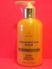 6oz. Hyaluronic Acid Serum,Matrixyl,Collagen,Argireline,Vitamin C,MSM,new sealed