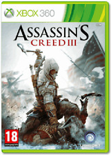 Xbox 360-Assassins Creed Iii (3) ** nuevo Y Sellado ** existencias oficiales del Reino Unido