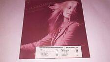 Chi Coltrane-Let it Ride-Promo Time Strip Vinyl LP Record