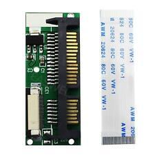 24pin 1.8 2.5 LIF SSD HDD to 22pin SATA Adaptateur carte HS12UHE/MK1639GSL/MK2239GSL