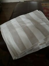 Cotton Cream Throw 80 X 58 Inches