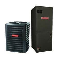 5 Ton 14 Seer Goodman Heat Pump System GSZ140601 - ASPT61D14