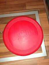 KONG Dog Flyer Frisbee Rubber Disc, Fetch Toy