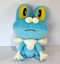 Pokemon Takara Tomy Froakie 9 Inches High Plush Stuffed Doll Toy