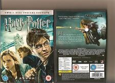 HARRY POTTER AND THE DEATHLY HALLOWS PART 1 DVD 2 DISC SET INCLUDES SLIPCASE