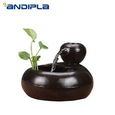 Creative Ceramics Mini Water Fountain Desktop Ornaments