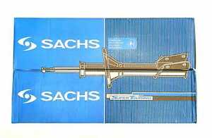 2x Sachs 110395 Shock Absorber for Toyota Land Cruiser Front Axle both Sides 2.4