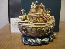 Harmony Kingdom Y2HK Ship Box Figurine