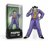 Batman: The Animated Series Joker FiGPiN Classic Enamel Pin