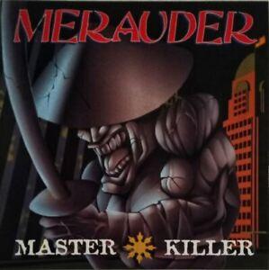 "MERAUDER ""Master Killer"" Punk Hardcore Metal AGNOSTIC FRONT CRO MAGS Splatter LP"