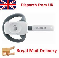 Official Microsoft Black Wireless Headset with Mic for Xbox 360 Live Online Chat