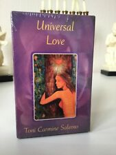 Universal Love Toni  Salerno Cards Oracle First edition OOP Rare Tarot Oracle