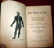 Male Sex Anatomy, Venereal Diseases, Onanism, etc. 1905 Drs. Kahn and Jordan