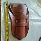NOS-EL PASO SADDLERY LEATHER HOLSTER-FITS RUGER B.H.--GREAT LOOK--RIGHT HANDED