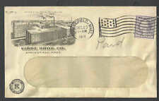 1918 Kibbe Bros Confectionery Wafers Chocolate Nuts Etc Springfield Ma See Info