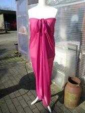 Rosa Pareo Sarong 149x127cm h/&m FUXIA spiaggia vestito spiaggia-Rock Panno elegante Sciarpa