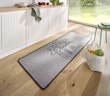 Hanse Home Teppichläufer Polyamid grau