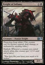 2x Cavaliere dell'Infamia - Knight of Infamy MTG MAGIC M13 Magic 2013 Ita