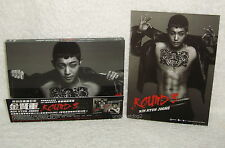Kim Hyun Joong Mini Album Vol. 3 Round 3 Taiwan Ltd CD+ two-side card (SS501)