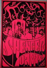 SPENCER DAVIS GROUP Original 1967 2-SIDED POSTER