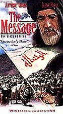 THE MESSAGE: The Story of Islam (VHS, 1999, 2-Tape Set)