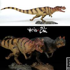 Nanmu 1/35 Ceratosaurus Scavenge Shark Base Dinosaur Figure Collector Animal Toy