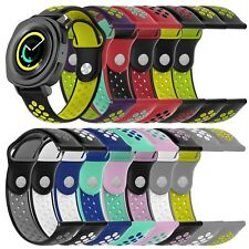 For Samsung Galaxy Watch Active Soft Silicone Replacement Wrist Band Strap lot