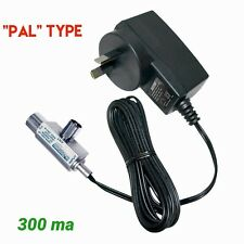 TV Antenna Booster Power Supply 14v 300 MA Matchmaster PAL Type Metal Case HDTV