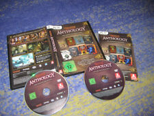Dungeons & Dragons Anthology PC Baldurs Gate 1 & 2 und Planescape Torment usw.