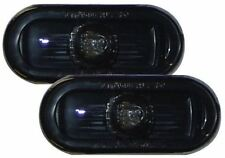 VW TRANSPORTER T5 CARAVELLE T5 CRYSTAL BLACK SIDE LIGHT REPEATERS