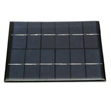 Mini 6V 2W DIY Solar Panel Module For Light Battery Cell Phone Charger 330mA V B