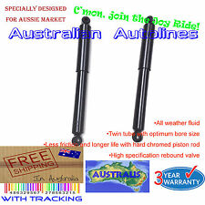 2 Ford Econovan 2WD Van Cab Chassis Tray Top Ute Rear Shock Absorbers 1990-2006