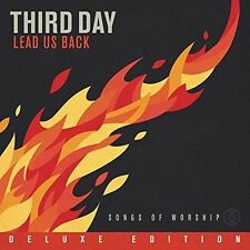 Lead Us Back: Songs of Worship [Deluxe] [Digipak] by Third Day (CD, Mar-2015,...