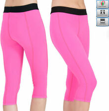 Vêtements de fitness rose pour femme, taille XL