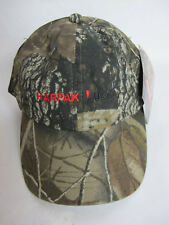 Realtree Hardwood Camo Hat Harpak Ulma Hunting Cap Strapback NWT One Size