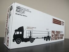 New Tamiya RC 1/14 Tractor Truck Pole Trailer 56310 for King Grand Knight Hauler