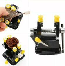 Mini Small vice Suction Cup Fixed Stand Model Watchmakers Clamp