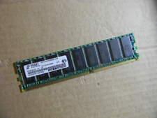 SMART 256MB PC2700U-ECC CL2.5 DDR1 Unbuffered-ECC 9-chip
