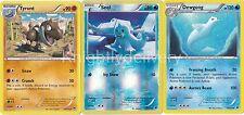 Pokemon Grant Complete Deck - Amaura - Aurorus - Tyrantrum - NM - 60 Cards