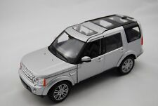 WELLY LAND ROVER DISCOVERY 4 1:24 DIE CAST METAL MODEL NEW IN BOX 18cm LONG
