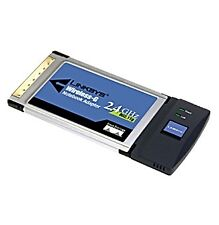 PCMCIA Type II Laptop Network Cards