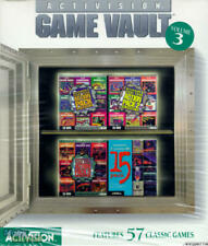 Activision Game Vault Volume 3 PC CD collection of 57, Atari 2600 & Commodore 64