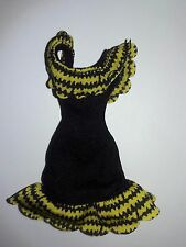 Monster High Doll Create A Monster Cat Witch Girl Black Yellow Dress Outfit