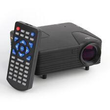 1920x1080 Mobil Videoprojektor  LED Beamer Projektor HDMI LCD Player Heimkino